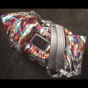 💝💖NICOLE MILLER vibrant color handbag